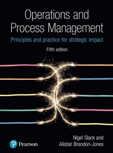 (ebook) Operations and Process Management - Business & Finance Organisation & Operations