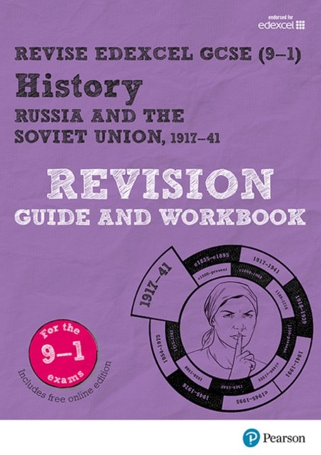 Revise Edexcel GCSE (9-1) History Russia and the Soviet Union Revision Guide and Workbook