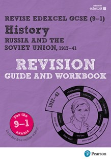Revise Edexcel GCSE (9-1) History Russia and the Soviet Union Revision Guide and Workbook by Rob Bircher (9781292176437) - Multiple-item retail product - Education Study Guides