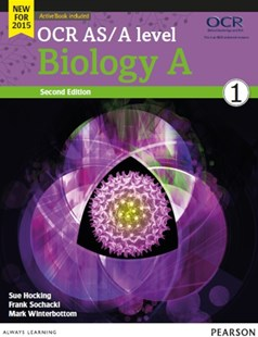 (ebook) OCR AS/A level Biology A Student Book 1 - Science & Technology Biology