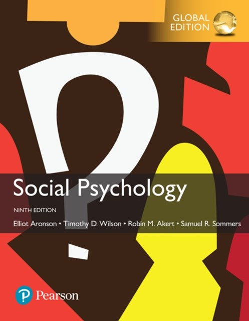 (ebook) Social Psychology, Global Edition