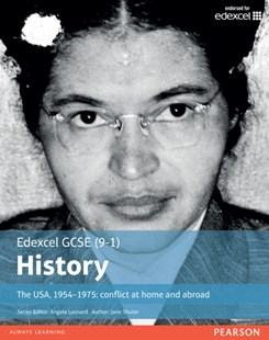 (ebook) Edexcel GCSE (9-1) History The USA, 1954: conflict at home and abroad Student Book - Education