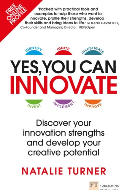 (ebook) Yes, You Can Innovate