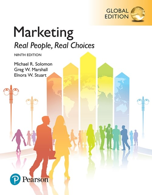 (ebook) Marketing: Real People, Real Choices, Global Edition