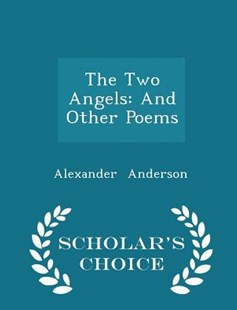 The Two Angels by Alexander Anderson (9781297166723) - PaperBack - History