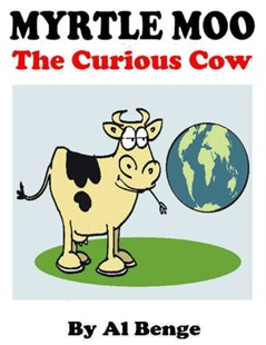 (ebook) Myrtle Moo the Curious Cow - Children's Fiction