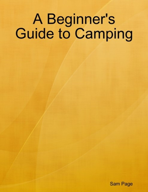 (ebook) Beginner's Guide to Camping