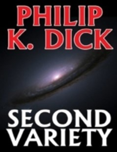 (ebook) Second Variety - Science Fiction