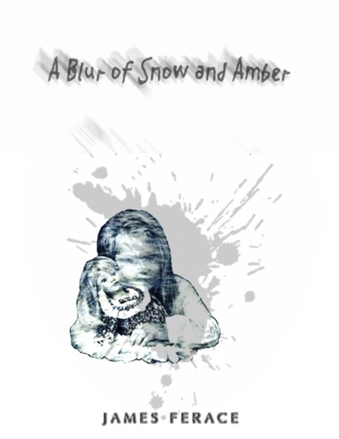 Blur of Snow and Amber