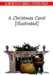 (ebook) Christmas Carol [Illustrated] - Modern & Contemporary Fiction General Fiction