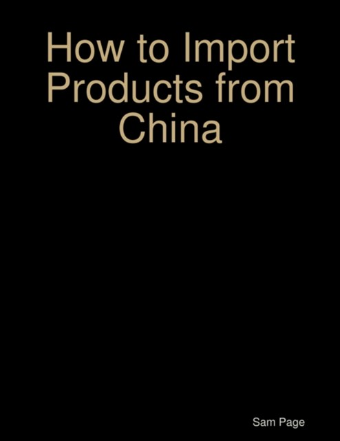How to Import Products from China