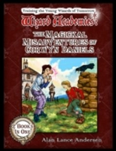 (ebook) Magickal Misadventures of Corwyn Daniels - Science Fiction