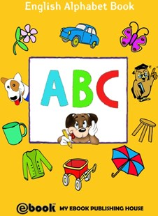 (ebook) ABC - English Alphabet Book - Non-Fiction Early Learning