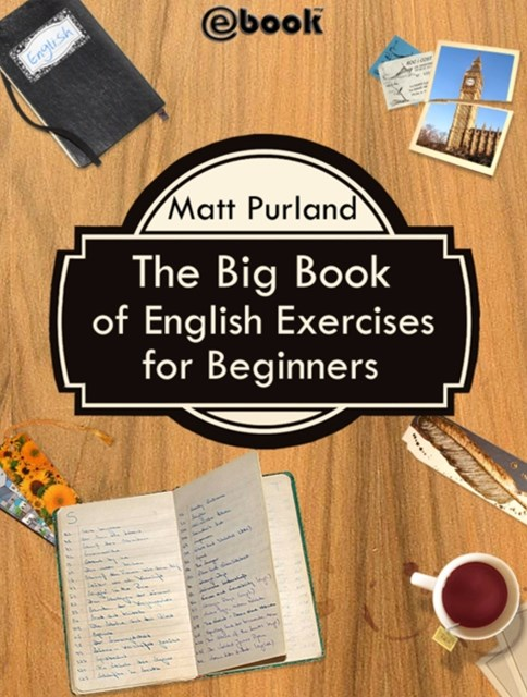 Big Book of English Exercises for Beginners