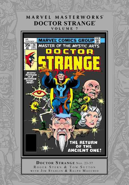 Marvel Masterworks: Doctor Strange Vol. 7