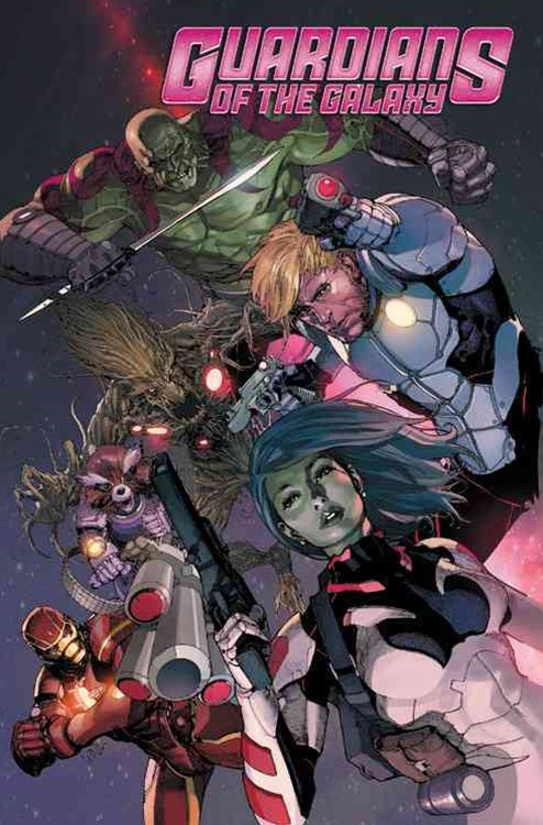 Guardians of the Galaxy by Brian Michael Bendis Vol. 1 Omnibus