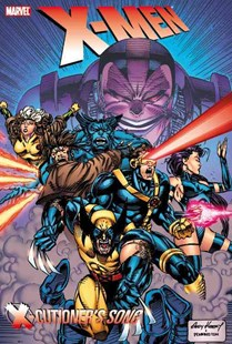 X-Men: X-Cutioner's Song (New Printing) by Scott Lobdell, Peter David, Fabian Nicieza, Brandon Peterson, Jae Lee, Andy Kubert, Greg Capullo (9781302900304) - PaperBack - Graphic Novels Comics