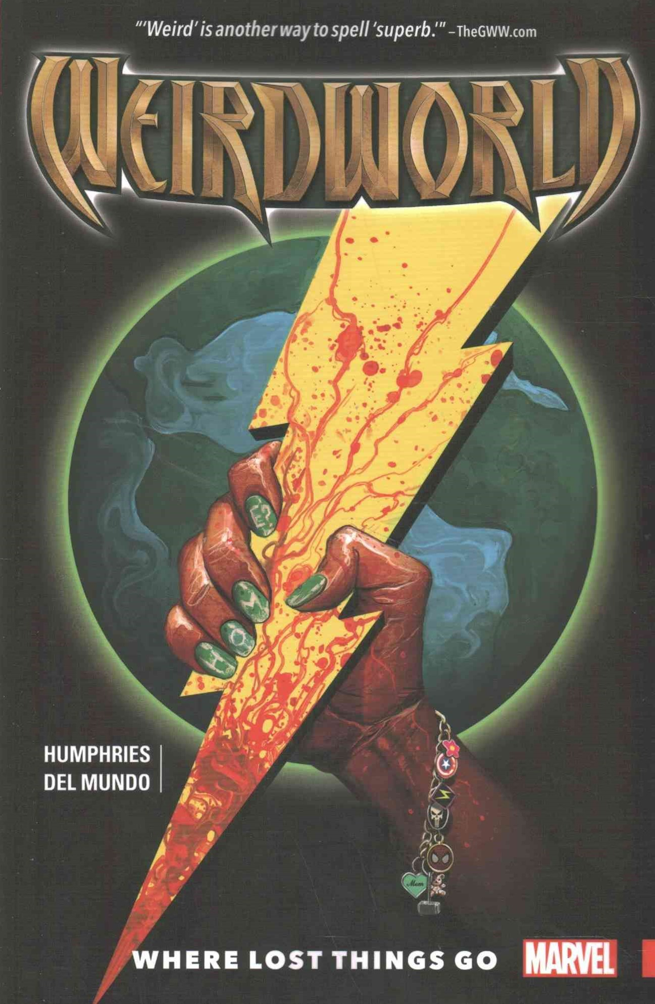 Weirdworld Vol. 1