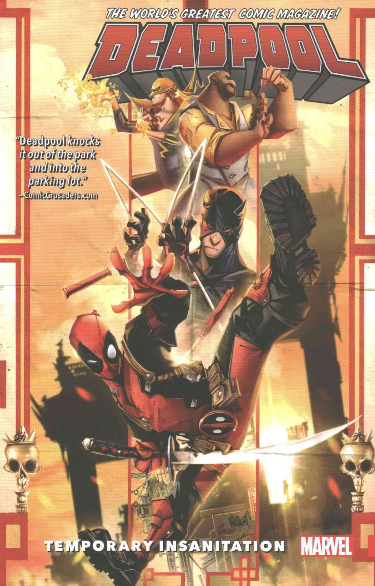 Deadpool: World's Greatest Vol. 4