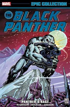 Black Panther Epic Collection: Panther