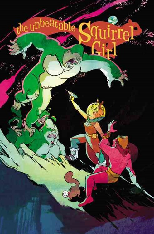 The Unbeatable Squirrel Girl Vol. 1