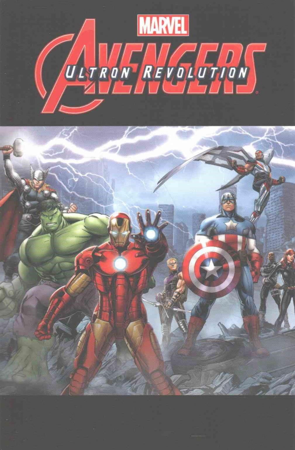 Marvel Universe Avengers: Ultron Revolution Vol. 2