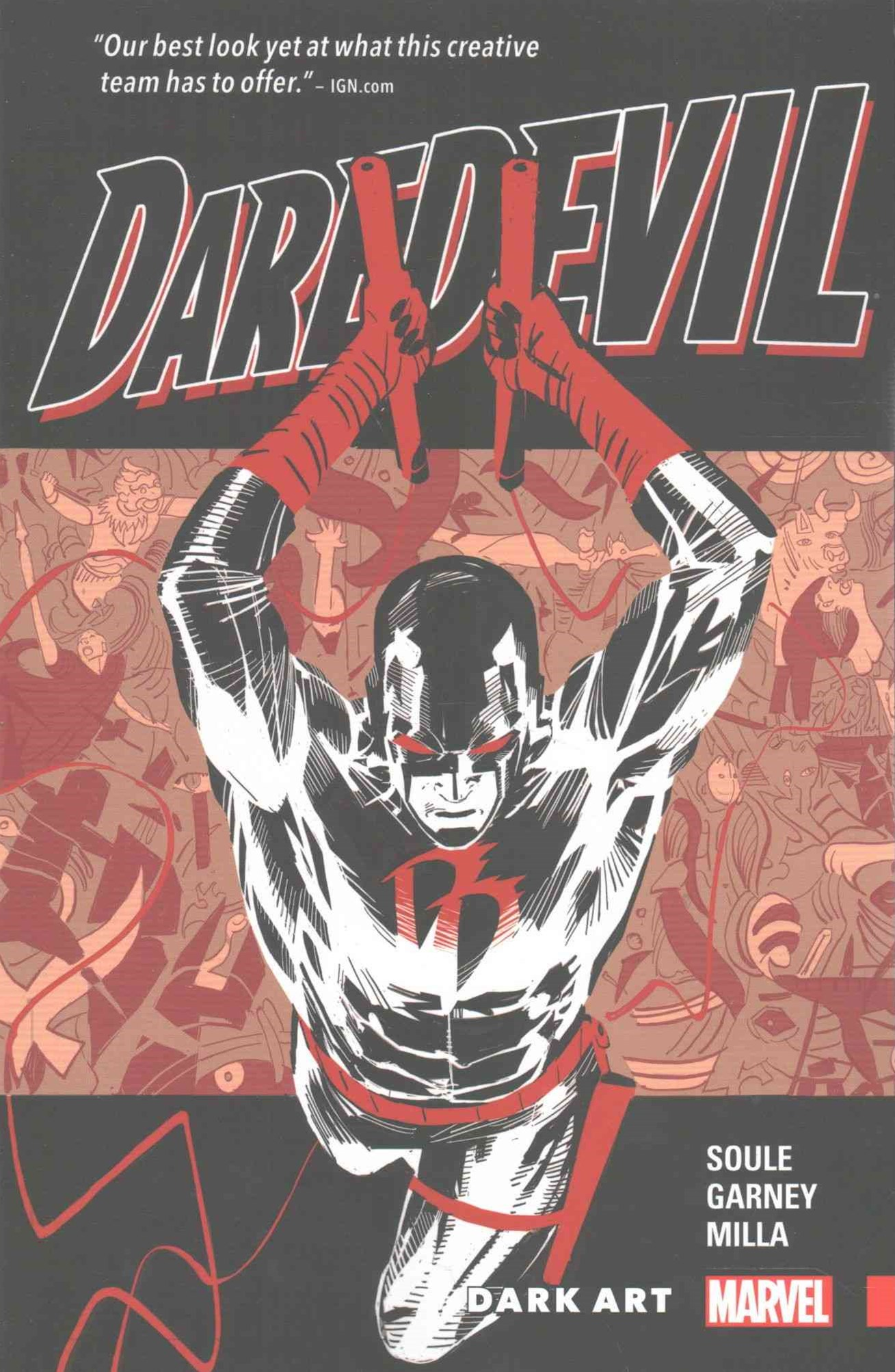 Daredevil: Back in Black Vol. 3 : Dark Art