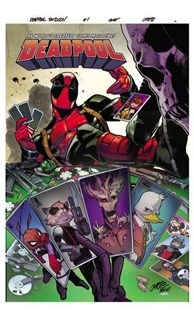 Deadpool: Too Soon? by Joshua Corin, Todd Nauck, Jim Charalampidis (9781302902988) - PaperBack - Graphic Novels Comics