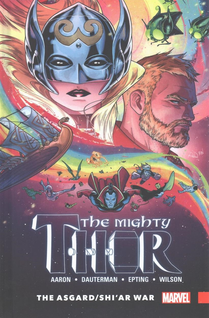 Mighty Thor Vol. 3