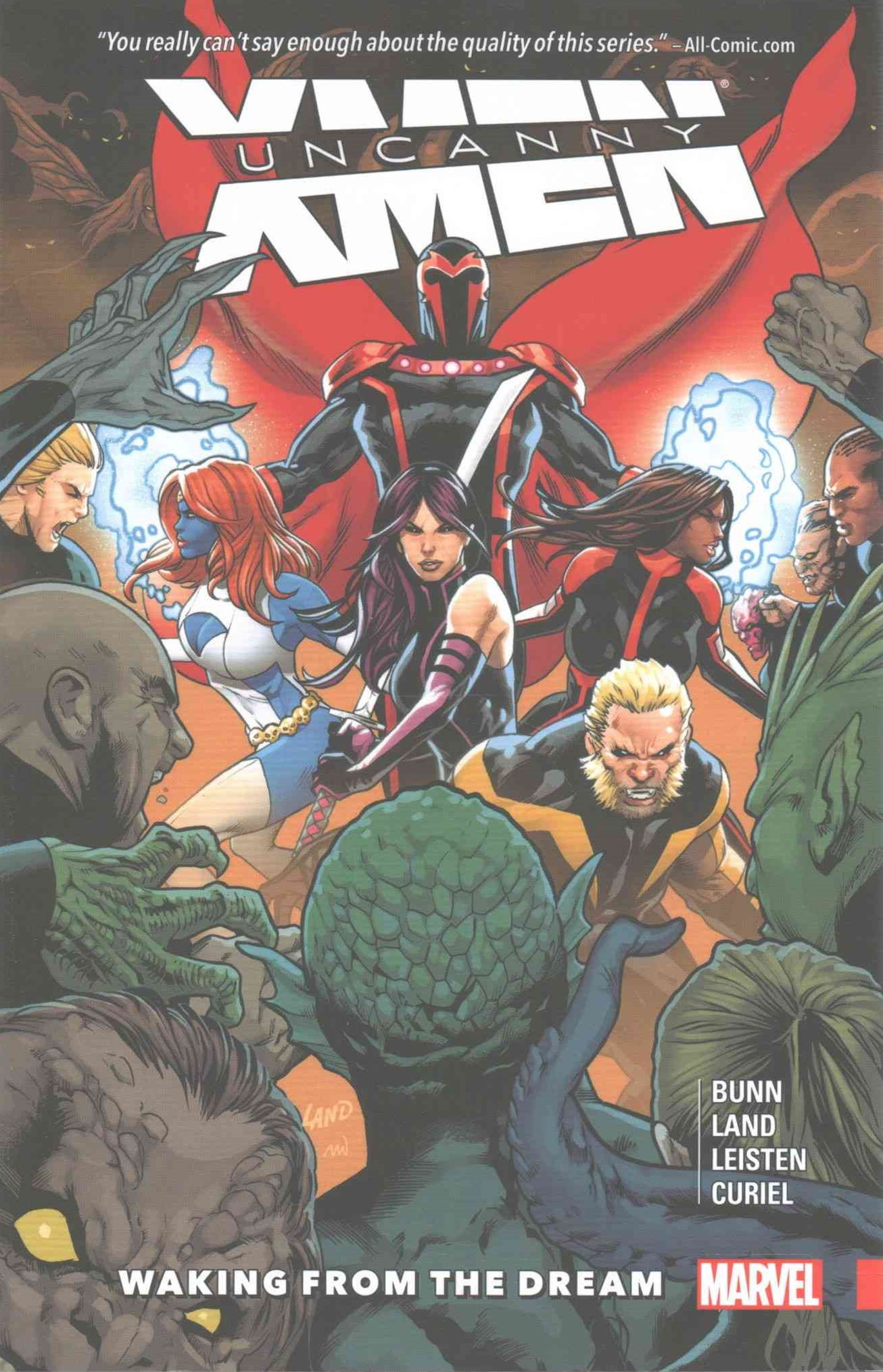 Uncanny X-Men: Superior Vol. 3