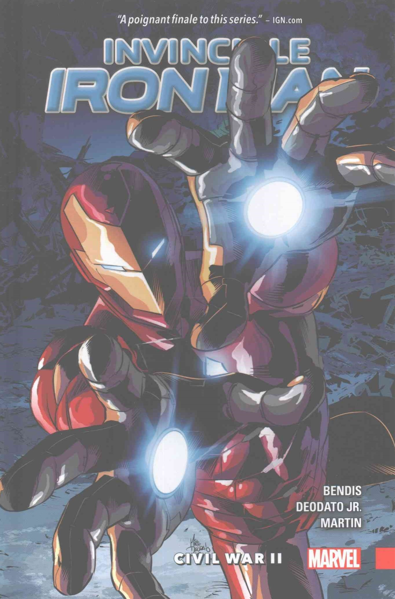 Invincible Iron Man Vol. 3