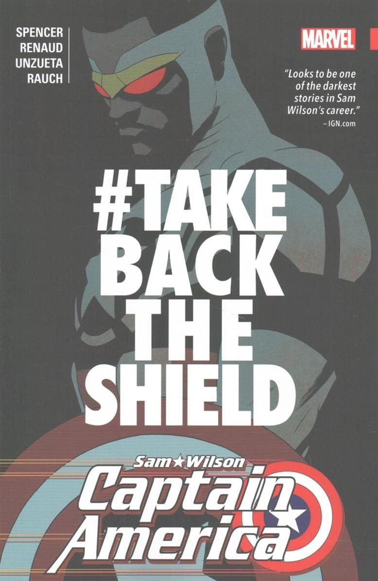 Captain America: Sam Wilson Vol. 4: #TakeBackTheShield