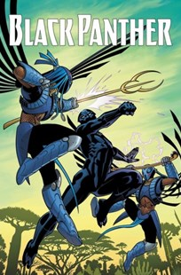 Black Panther Vol. 1 by Ta-Nehisi Coates, Brian Stelfreeze, Chris Sprouse (9781302904159) - HardCover - Graphic Novels Comics