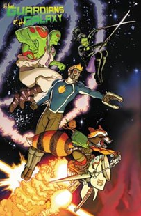 All-New Guardians of the Galaxy Vol. 1: Communication Breakdown by Gerry Duggan, Aaron Kuder, Marcus To (9781302905446) - PaperBack - Graphic Novels Comics