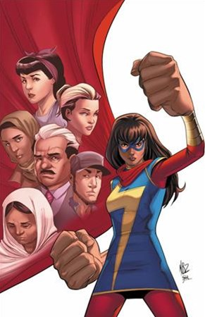 Ms. Marvel Vol. 8: Mecca