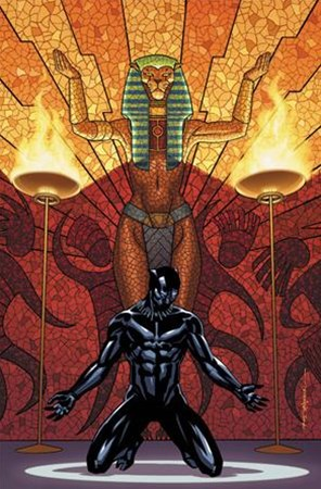 Black Panther Vol. 4: Avengers of the New World Book 1