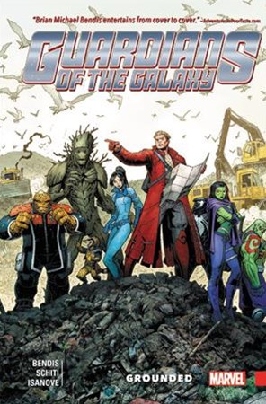 Guardians of the Galaxy: New Guard Vol. 4