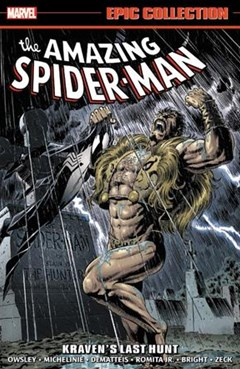 Amazing Spider-Man Epic Collection: Kraven