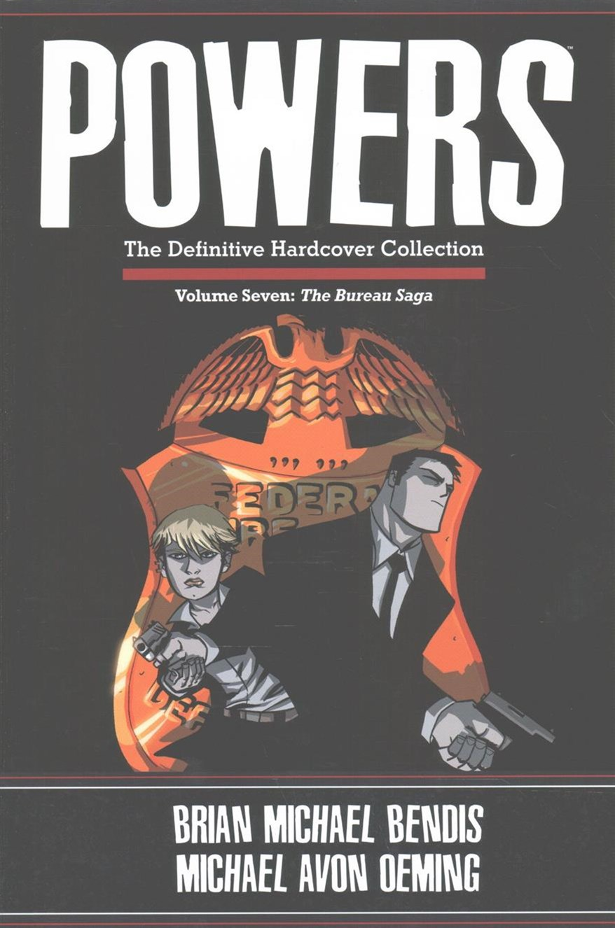Powers: The Definitive Hardcover Collection Vol. 7