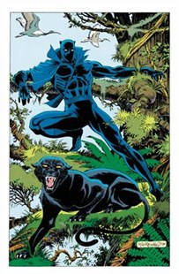Black Panther: Panther's Quest by Don McGregor, Gene Colan (9781302908034) - PaperBack - Graphic Novels Comics
