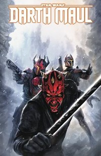 Star Wars: Darth Maul - Son of Dathomir by Jeremy Barlow, Juan Frigeri (9781302908461) - PaperBack - Graphic Novels Comics