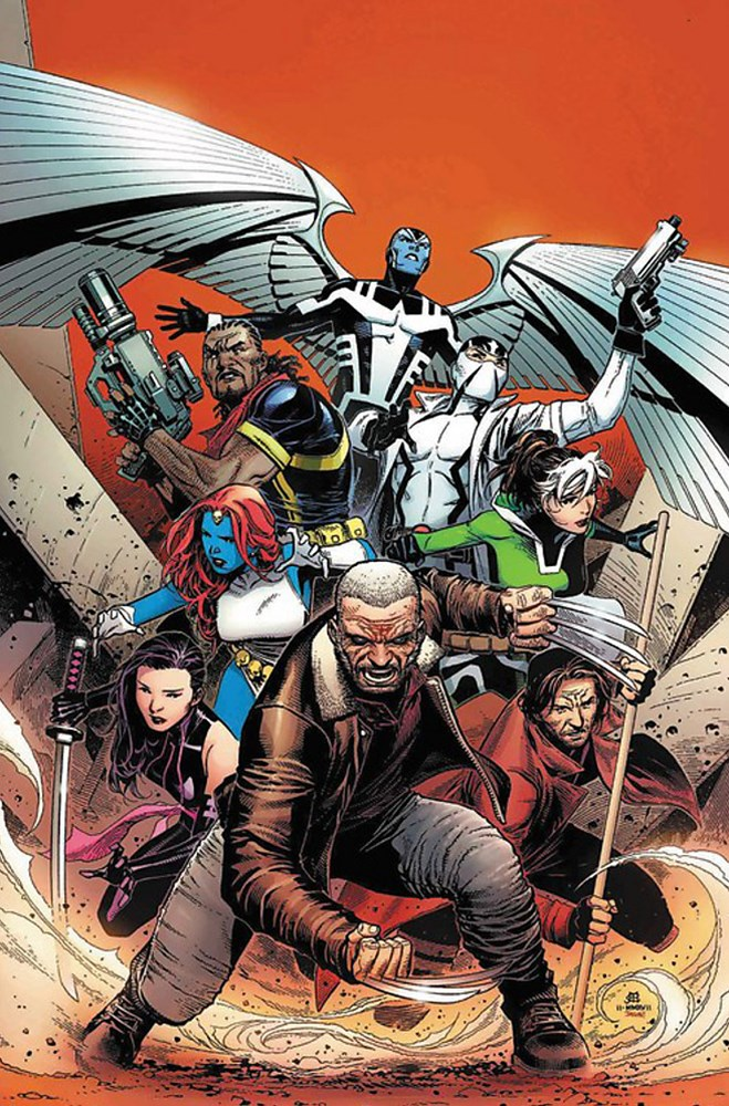 Astonishing X-Men Vol. 1