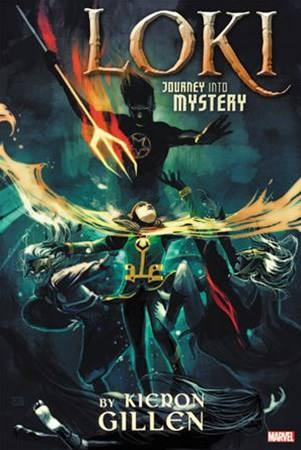 Loki: Journey Into Mystery by Keiron Gillen Omnibus