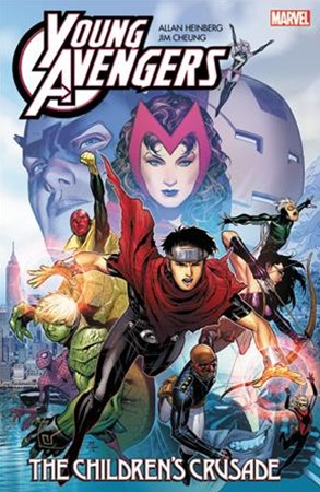 Young Avengers by Allen Heinberg & Jim Cheung: The Children's Crusade