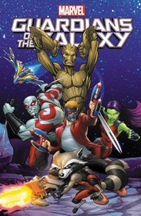 Guardians of the Galaxy: An Awesome Mix by Joe Caramagna, Paul Allor, Joe Caramagna (9781302909338) - PaperBack - Graphic Novels Comics