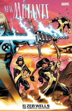 New Mutants by Zeb Wells