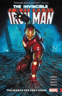 Invincible Iron Man: The Search For Tony Stark by Brian Michael Bendis, Stefano Caselli, Alex Maleev (9781302910426) - PaperBack - Graphic Novels Comics