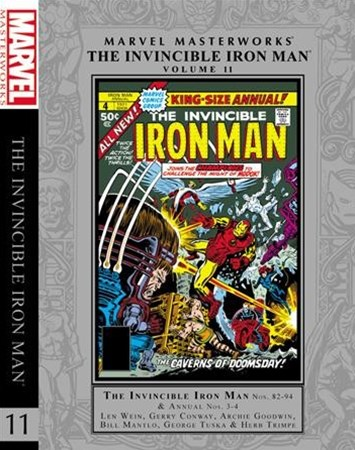 Marvel Masterworks - the Invincible Iron Man 11