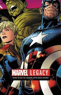 Marvel Legacy by Jason Aaron, Esad Ribic (9781302911027) - PaperBack - Graphic Novels Comics