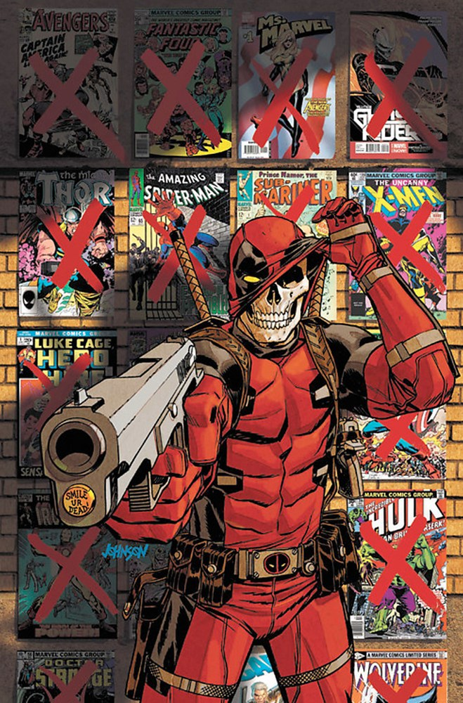 Deadpool Classic Vol. 22